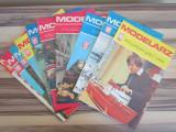 LOT 12 POLAND ORIGINAL PAPER MODELS & KITS MODELARZ 1979 AN COMPLET RARE !!, 1:72, Matchbox
