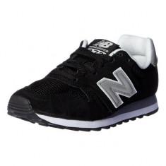Pantofi New Balance 373 Negru pentru barbati din piele (NBAML373GRE) - Adidasi barbati New Balance, Marime: 41, 42, 44, 45