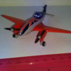 bnk jc  Disney - Planes - avion Bulldog - Mattel