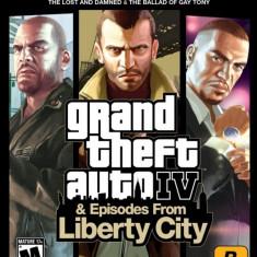 GTA 4 & Episodes From Liberty City - Jocuri PS3 Rockstar Games