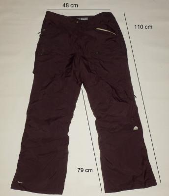 Pantaloni ski schi NIKE 3 straturi ventilatii deosebiti (XL spre 2XL) cod-174410 foto