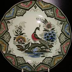 TABLOU / FARFURIE DECORATIVA DIN PORTELAN VILLEROY & BOCH