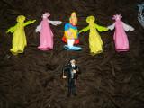 Set de 6 figurine, diverse povesti, Asterix si Obelix, jucarii Mc DonaldOFERTA!, 6-8 ani, Unisex