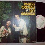 Disc vinil MARIA CIOBANU si ION DOLANESCU (STM - EPE 0828)