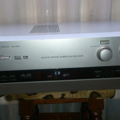 Amplificator Audio Statie Audio Amplituner Panasonic SA-HE75 AV receiver 5.1, 161-200W