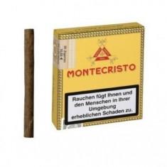 Tigari de foi Montecristo Mini 10 cigarillos - Tigari foi