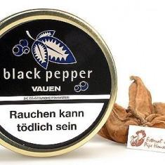 TUTUN PIPA VAUEN BLACK PEPPER 50g