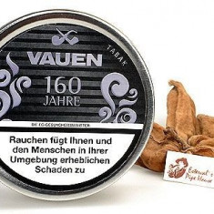 TUTUN PIPA VAUEN 160 JAHRE 50g - Tutun Pentru Pipa