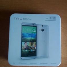 HTC One M8 16GB - Telefon mobil HTC One M8, Argintiu, Neblocat