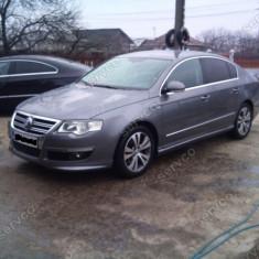 Prelungire spoiler bara fata Volkswagen VW Passat B6 3C R line ver1 - Prelungire bara fata tuning, PASSAT (3C2) - [2005 - 2010]