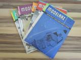 LOT 12 POLAND ORIGINAL PAPER MODELS & KITS MODELARZ 1966 AN COMPLET RARE !!, 1:72, Matchbox