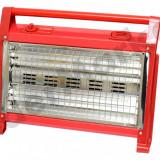 Soba reseu radiator incalzire cu halogen 800 - 1600W cu umidificator