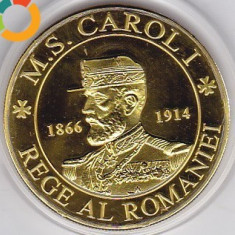 Medalie Comemorativa Medalie Regele Carol Medalie Regina Elisabeta
