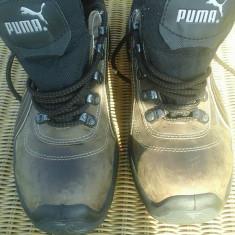 Bocanci puma - Bocanci barbati Puma, Marime: 39, Culoare: Coniac