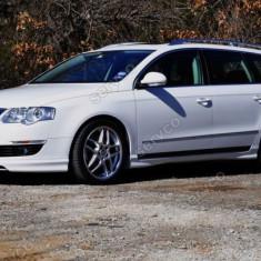 Prelungire spoiler bara fata Volkswagen VW Passat B6 3C Votex ver. 2 - Prelungire bara fata tuning, PASSAT (3C2) - [2005 - 2010]