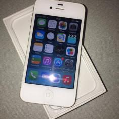 iPhone 4s Apple Alb stare perfecta, 8GB, Orange