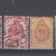 Rusia lot timbre stampilate de la 1875 lot (6A), Regi