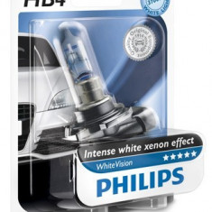 Bec Proiector Ceata Philips 9006WHVB1 HB4 White Vision
