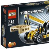 LEGO - Technic Mini Telehandler (automacara) #8045 ( 2 modele intr-un set )