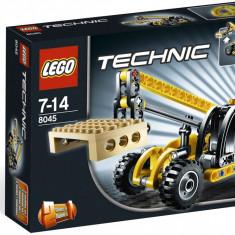 LEGO - Technic Mini Telehandler (automacara) #8045 ( 2 modele intr-un set ), 6-10 ani