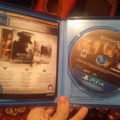 Assassin's Creed Syndicate PS4 + DIRT3+Grid - Assassins Creed 4 PS4 Ubisoft