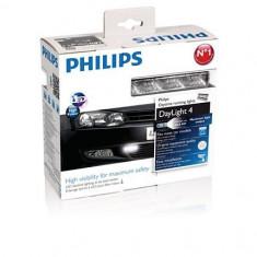 Lumini de zi Philips 12831ACCX1 LED DayLight 4 12V 6 W - DRL