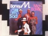 Boney M Ma Baker Still I'm Sad DISC single vinyl muzica disco pop hansa germany, VINIL