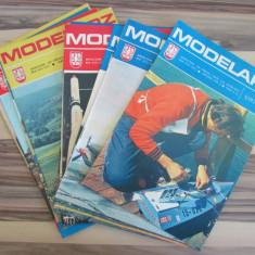 LOT 12 POLAND ORIGINAL PAPER MODELS & KITS MODELARZ 1978 AN COMPLET RARE !! - Macheta Navala Matchbox, 1:72