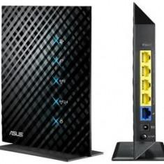 Router Wireless ASUS RT-N53, 300 Mbps, Porturi LAN: 5