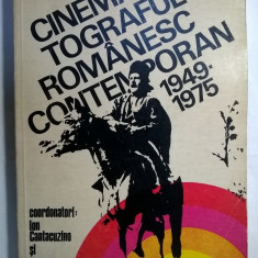 Cinematograful romanesc contemporan {1949-1975} - Carte Cinematografie