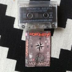 Morometzii Sud Still caseta audio muzica hip hop rap 1999 coperta pliant uzata, Casete audio