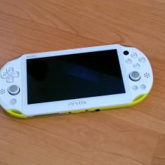 Consola Sony Playstation Vita PS Vita, editia Green Lime ( editie limitata )