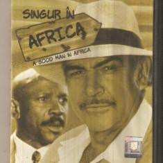 Film-Singur in Africa*dvd - Film actiune Altele, Romana
