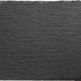 Platou piatra ardezie 24x15xH0.5 cm