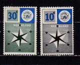 Olanda  1957  Europa  MI  704-705   MNH w40, Nestampilat