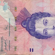 VENEZUELA 20 BOLIVARES 2007 VF++ - bancnota america