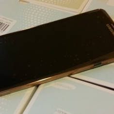 Display Samsung Galaxy Note 3 N9005 cu rama bronz noua - Display LCD