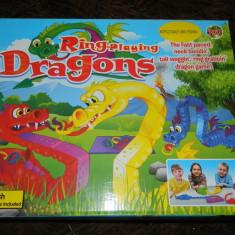 Joc interactiv, joc de masa, Inelele Dragonilor, joc pentru familie, 4 ani plus - Jocuri Board games