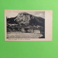 Romania - Galati - Strada Domneasca - Carte Postala Muntenia 1904-1918, Circulata, Fotografie