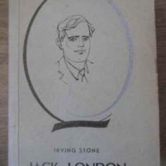 Jack London - Irving Stone, 392802 - Biografie