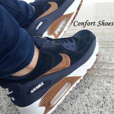 Adidasi Nike Air Max - Adidasi dama, Culoare: Din imagine, Marime: 44