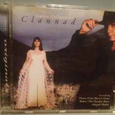 CLANNAD (Enya family) - CELTIC COLLECTION (1999/BMG rec ) - CD Original/ ca Nou - Muzica Folk ariola