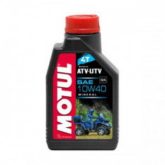 MOTUL Quad 4T 10W40 - 1 litru - Ulei motor Moto