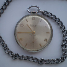 Ceas de buzunar Tissot, cauny prima