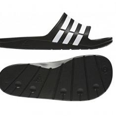 Slapi, Papuci Adidas Duramo Slide-Slapi originali, Papuci Plaja G15890 - Papuci barbati Adidas, Marime: 46, Culoare: Din imagine