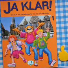 Ja Klar G Gerngross - Curs Limba Germana Altele