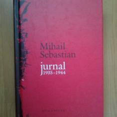 i Jurnal 1935-1944 - Mihail Sebastian (NOUA, CARTONATA, FARA SUPRACOPERTA)