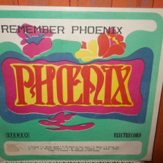 -Y-REMEMBER PHOENIX   DISC VINIL LP