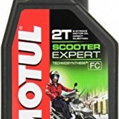 MOTUL Scooter Expert 2T - 1 litru - Ulei motor Moto