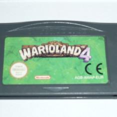 Warioland 4(Game Boy Advance) - Jocuri Game Boy Altele
